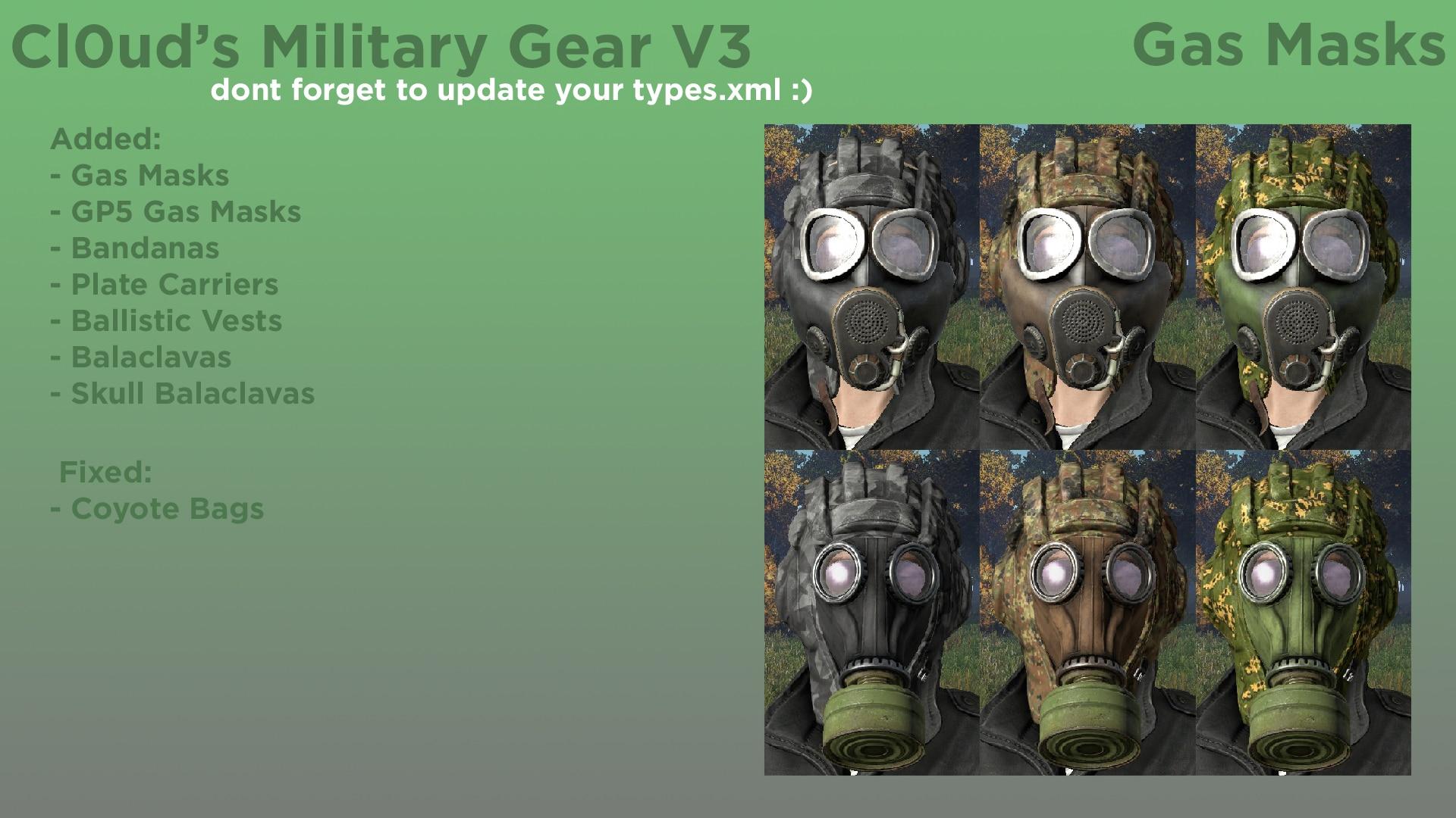 Alice Backpack Dayz cl0ud military gear - mydayz
