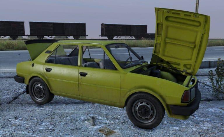 New Car Sarka 120