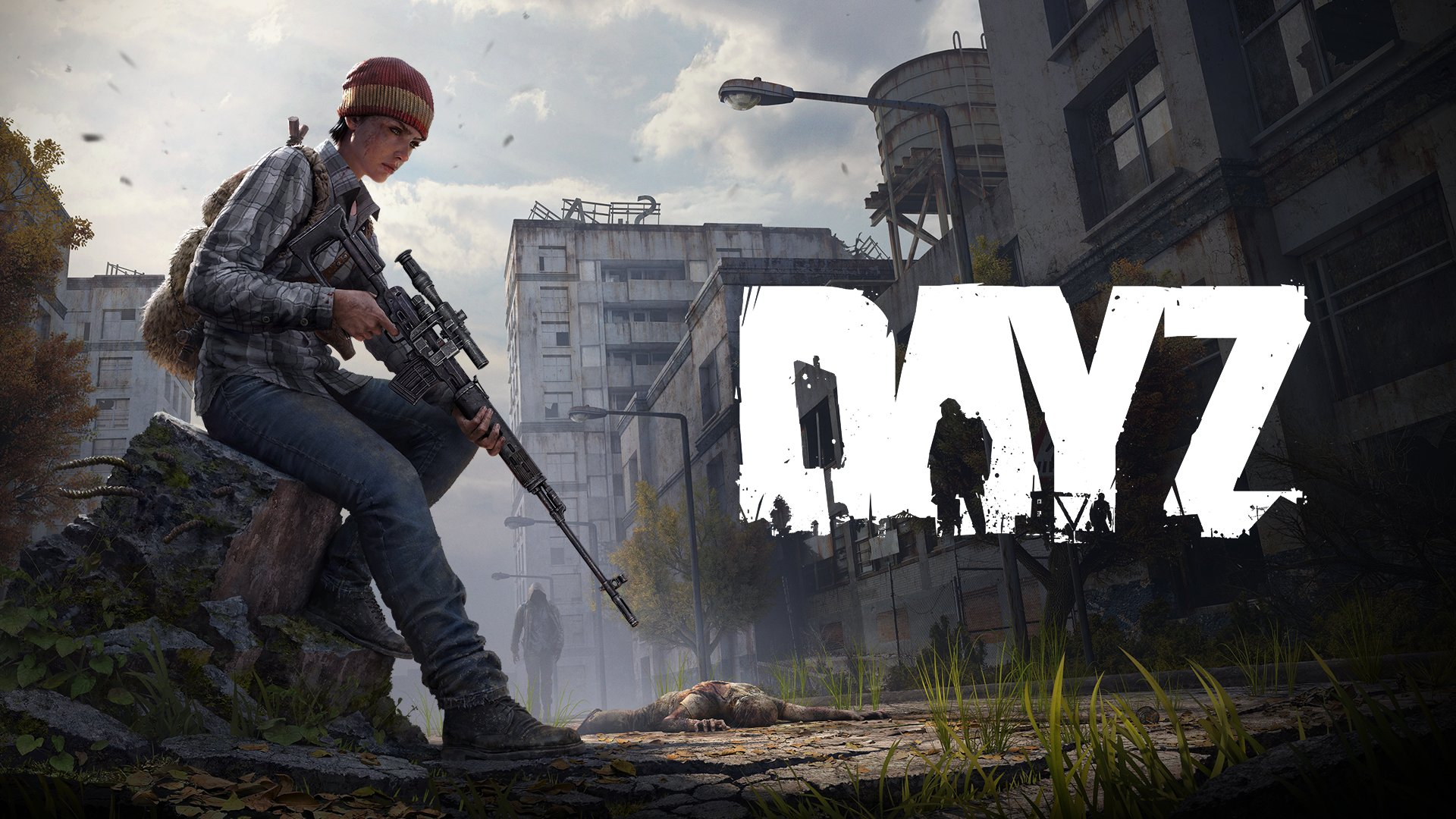 New DayZ Trailer Patch1.08